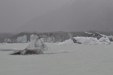 The Tasman Glacier at Mt. Cook